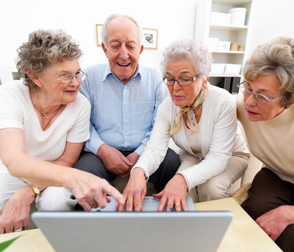 EasyReach, e gli anziani saranno meno soli