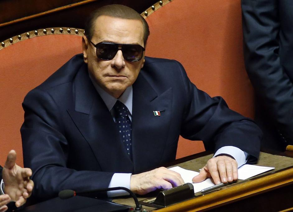 Berlusconi ai suoi: antidemocratica la scelta di votare Prodi