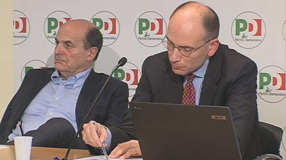 """Parte del Pd è ricattabile, perciò vince Berlusconi"""