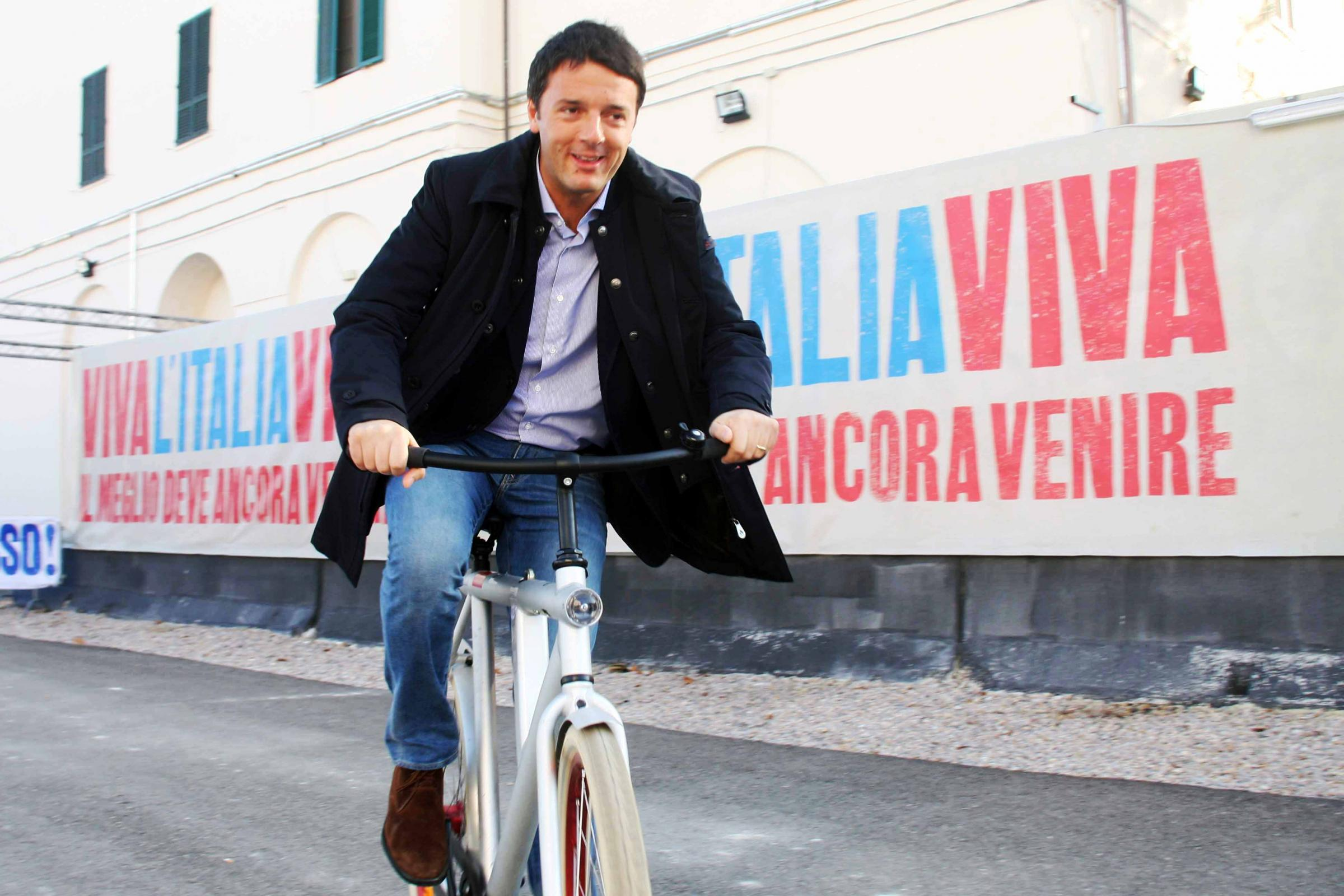È Matteo Renzi l'unica chance per poter riformare il Paese