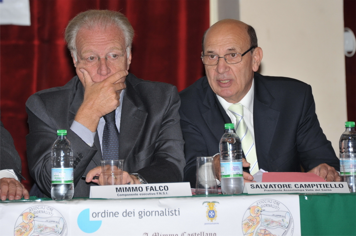 Elezioni Odg, successo del Movimento Unitario per la Campania