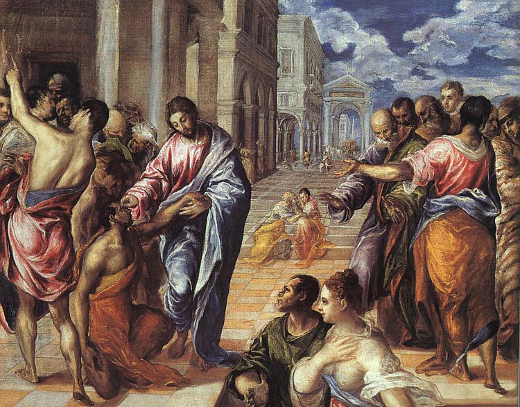 Gesù, con lui entriamo in una nuova condizione di esistenza