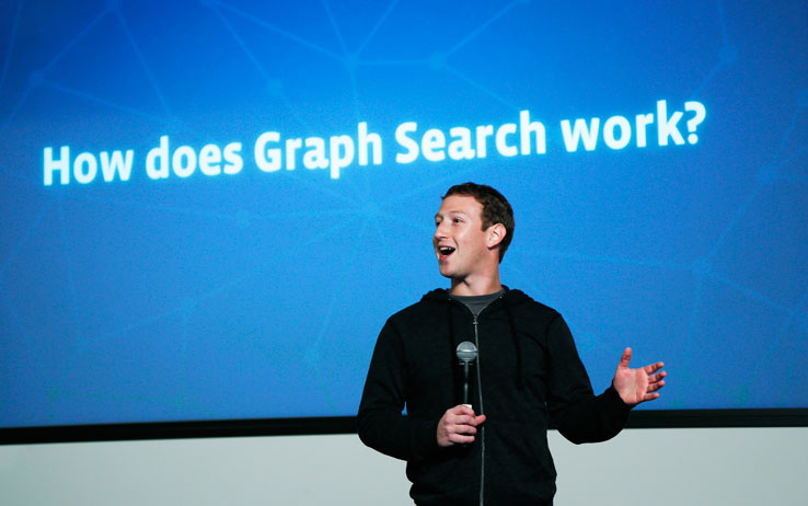 È nato Graph Search, ora Facebook è più ricca e curiosa