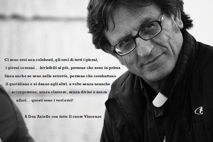 Don Manganiello: l'informazione ignora il dramma degli Ultimi
