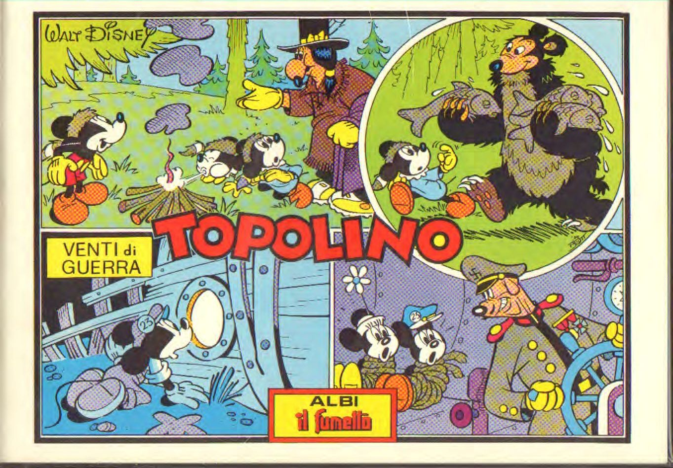 Topolino, Bambi e Winnie the Pooh traslocano a Modena