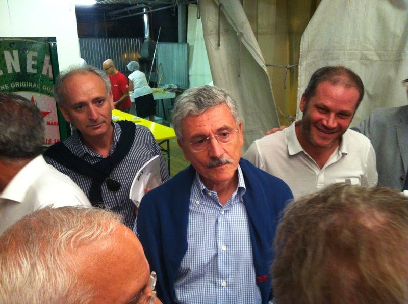 D'Alema a ruota libera: Letta senza futuro, Renzi premier
