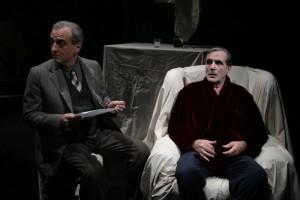 Alfonso Liguori con Carlo Giuffrè