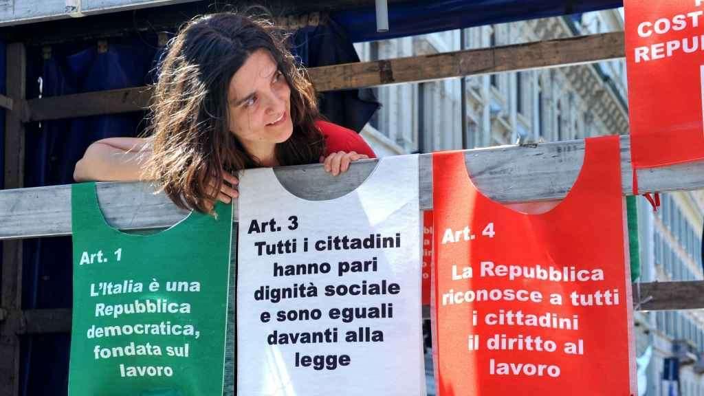 Storia d'Italia: una scadente telenovela