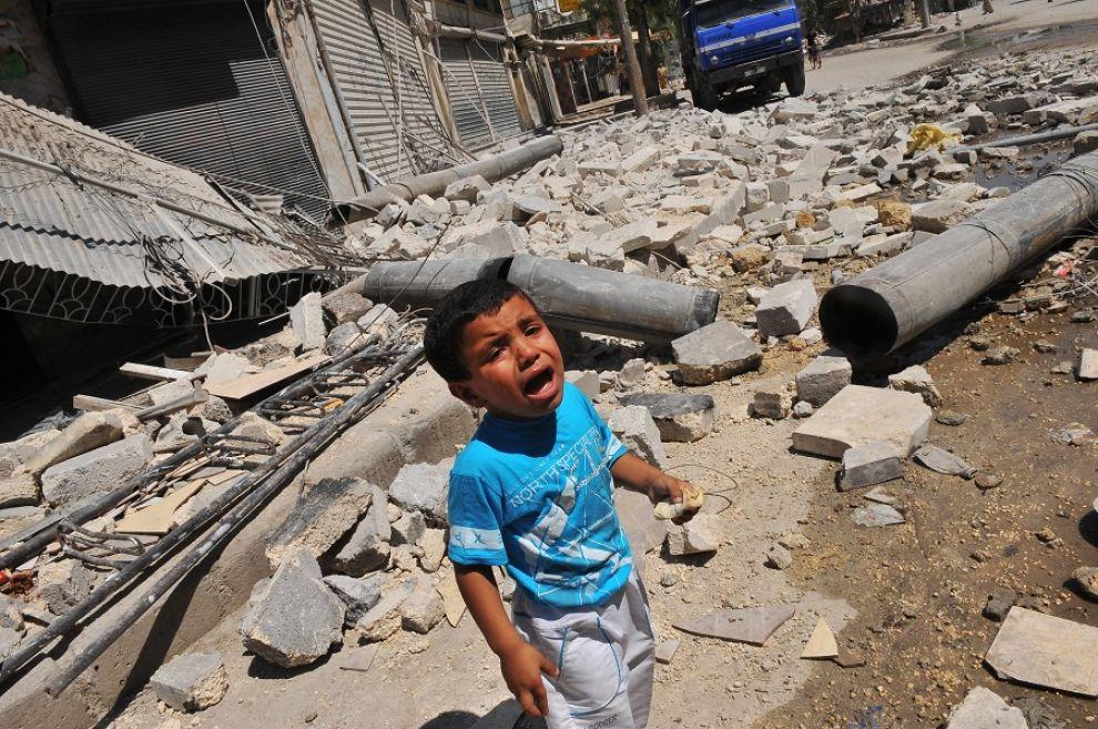 Siria senz'aria