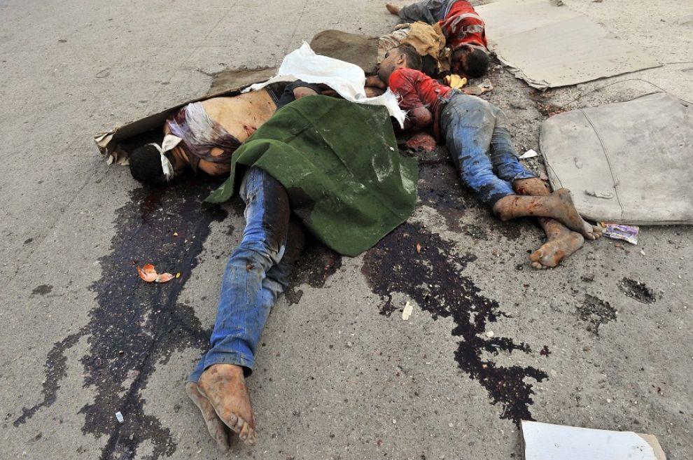 Continuiamo a uccidere per punire chi ha ucciso