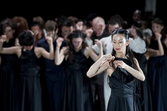 Nella danza il teatro dell'avvenire