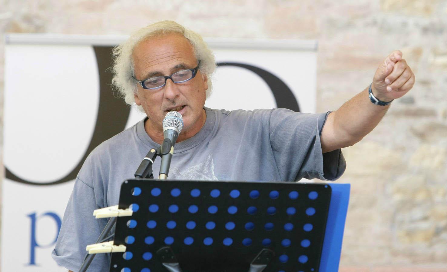 """Stefano Benni: """"L'immaginazione? Promessa di follia"""""""