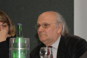 Il filosofo Elio Matassi