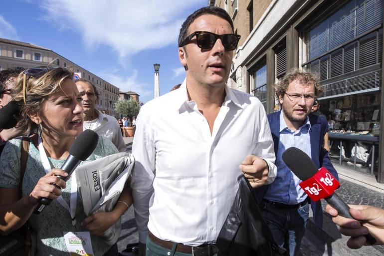 Renzi, il futuro e la vocazione del Sud