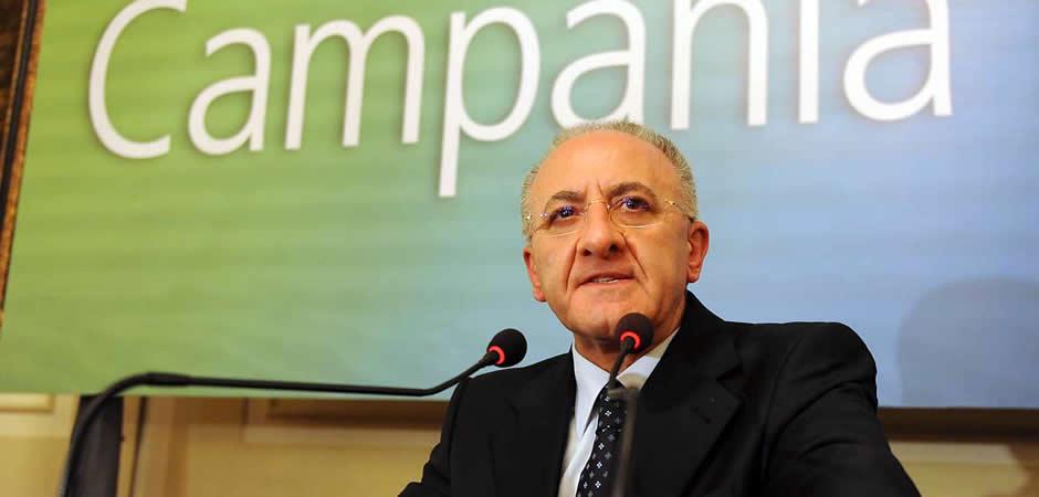 """Caso De Luca? A Roma si ridacchia del """"ministro-non ministro"""""""