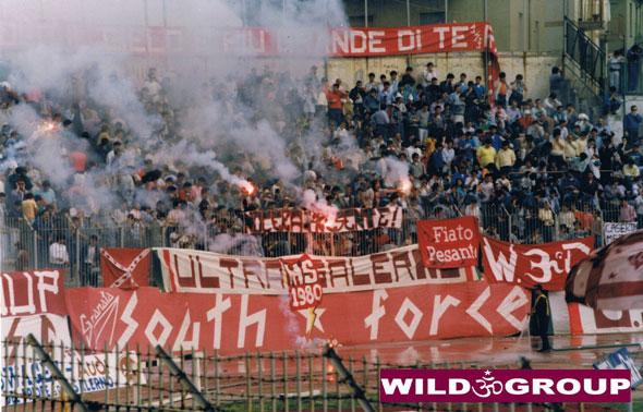 Oggi a Salerno sono morti lo sport e il senso civico