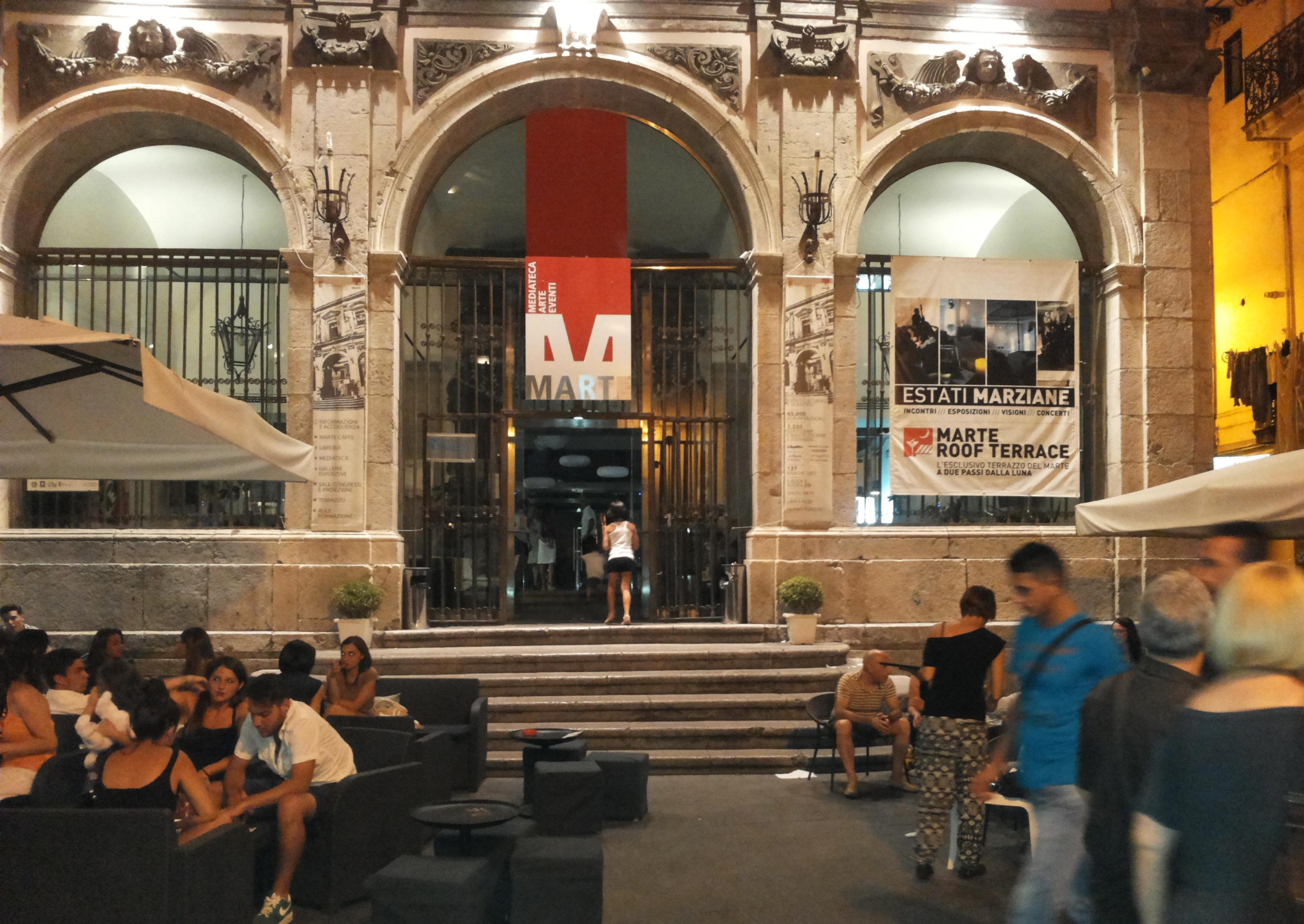 Corponovecento e la drammaturgia spagnola contemporanea al Marte