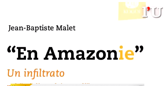 Amazon, terrificante paradiso del XXI secolo