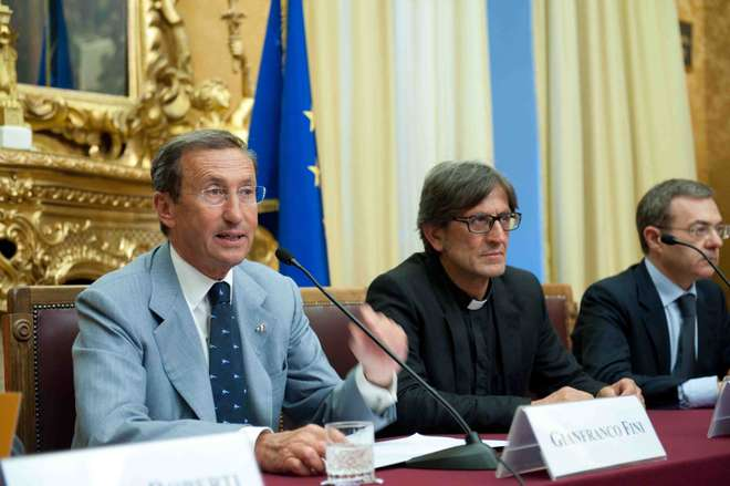 Lotta alle illegalità, don Manganiello e Manzi a Ravello