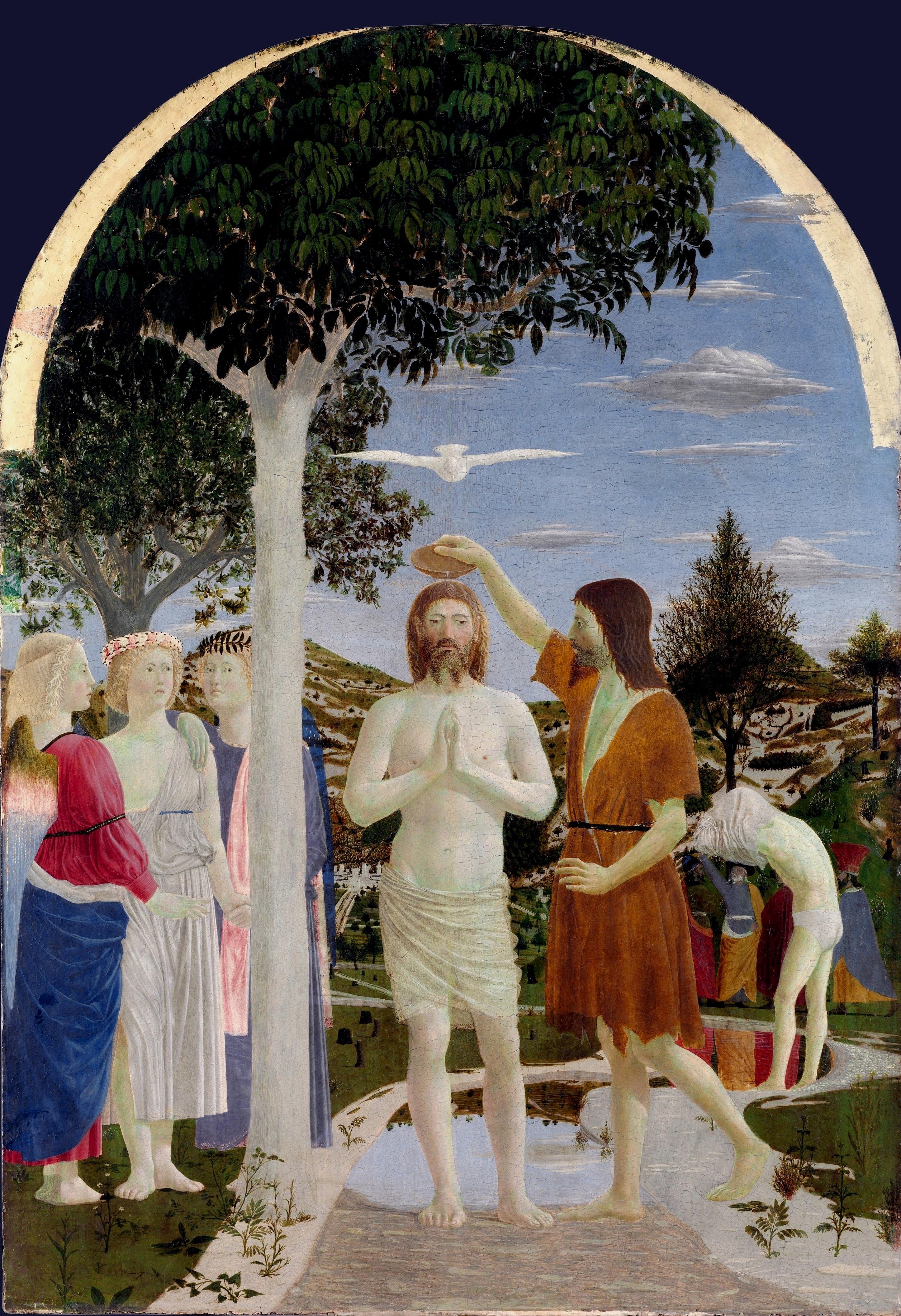 Il battesimo, un viaggio verso Dio