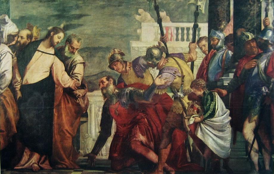 Riflettori su Gesù / L'uomo della misericordia
