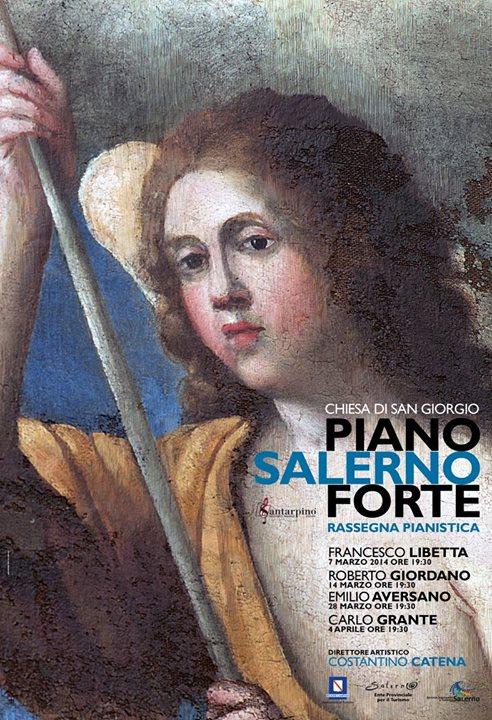 S. Giorgio apre le porte a PianoSalernoForte