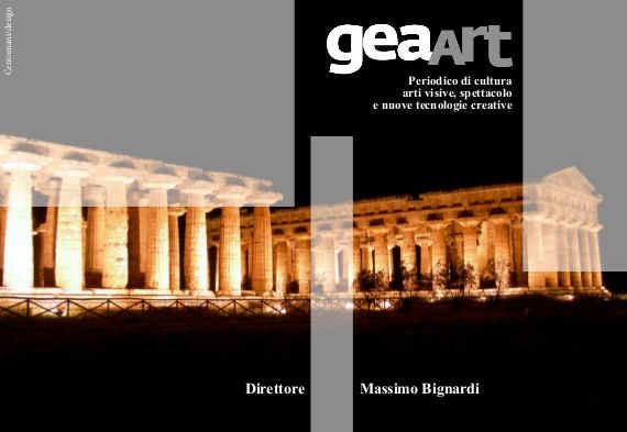 geaArt, nuovi sguardi aperti sul mondo