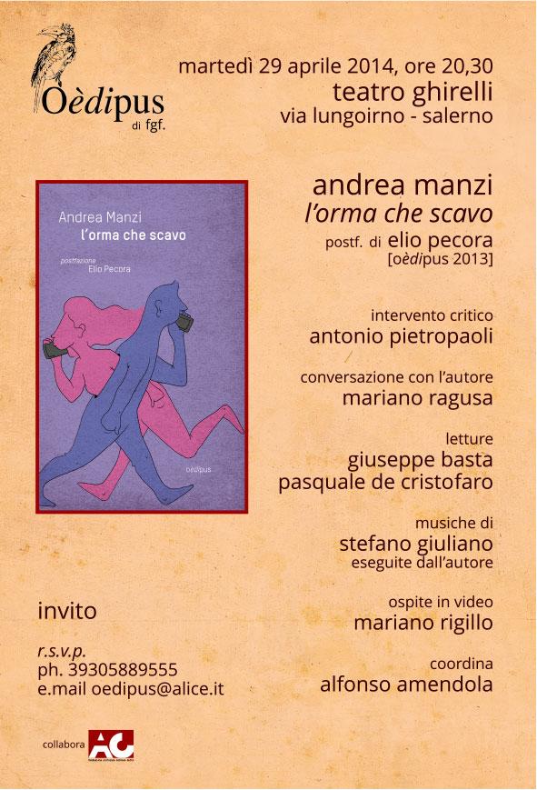 """""""Al Ghirelli l'orma che scavo"""" di Andrea Manzi"""