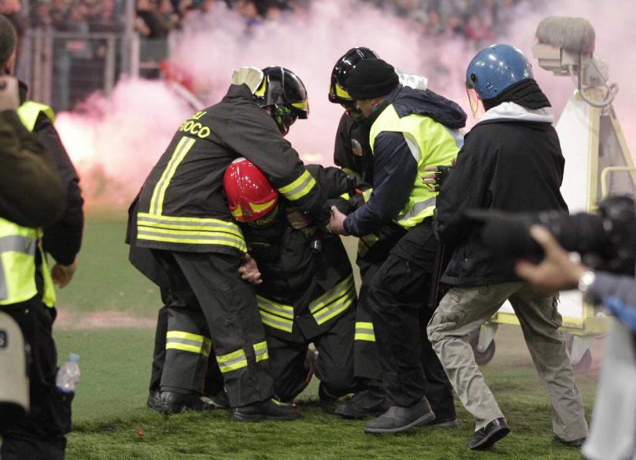 Per favore giù le mani dai tifosi del Napoli