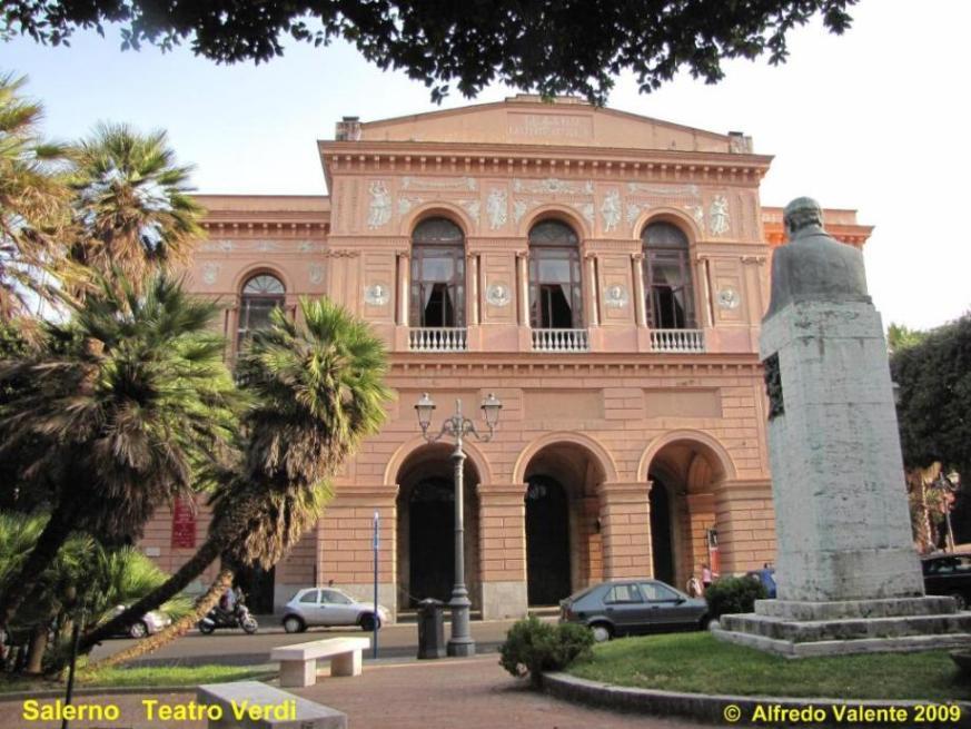 Salerno e il Verdi, eterna storia d'una provincia