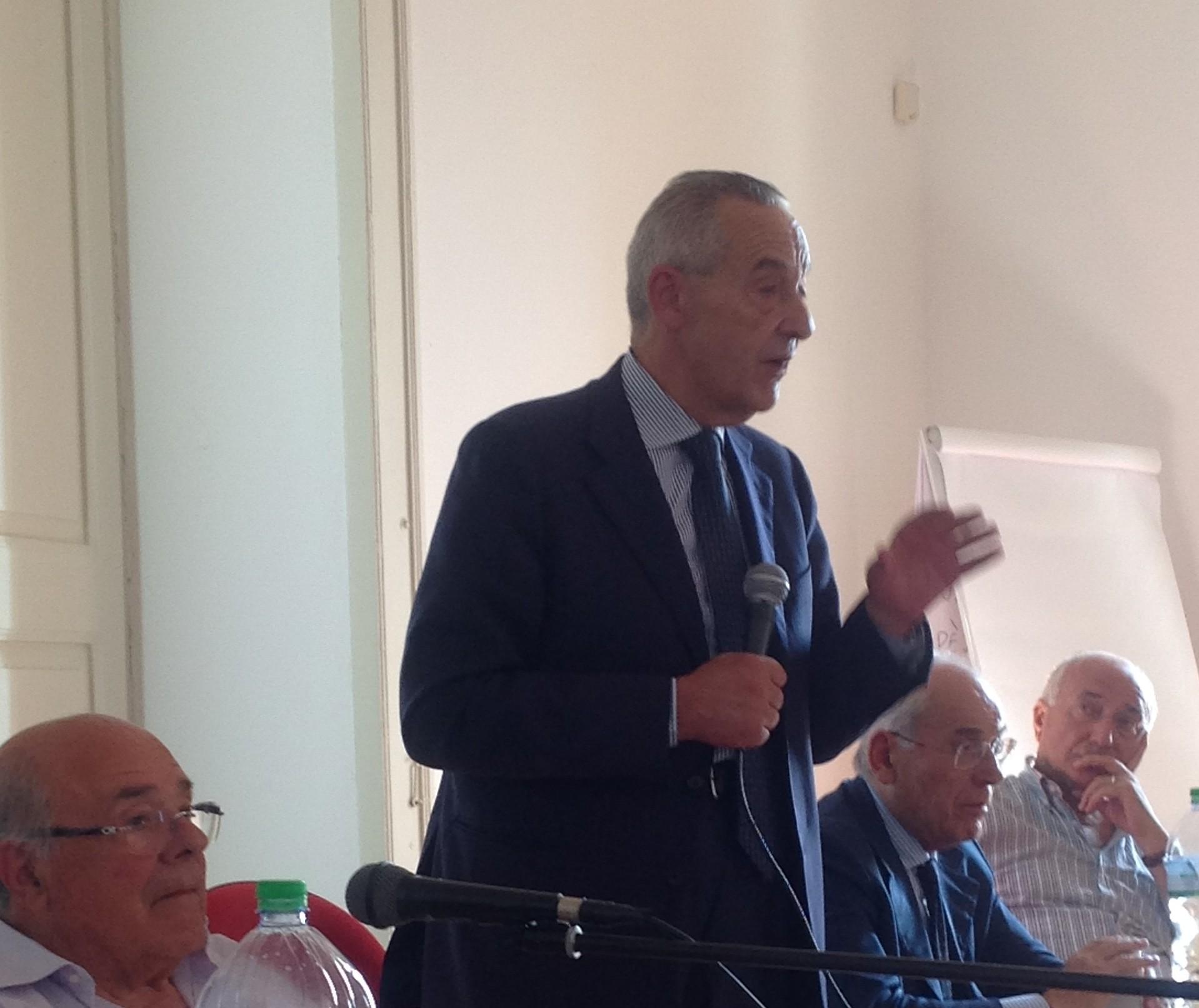 La Campania non sa spendere i fondi europei
