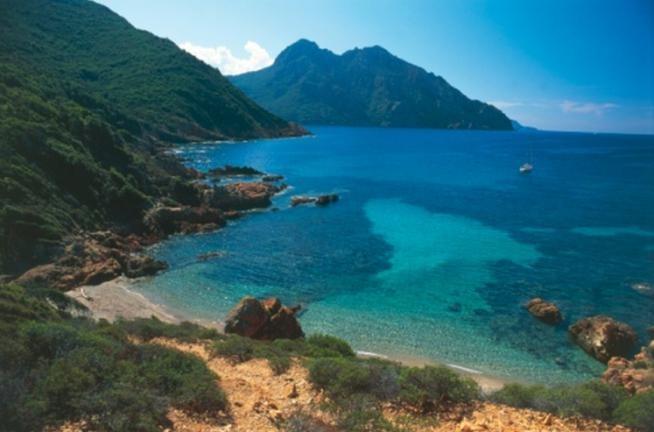 In mezz'ora e…state in Corsica