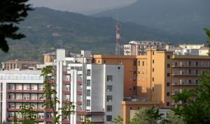 L'ospedale di Vallo della Lucania