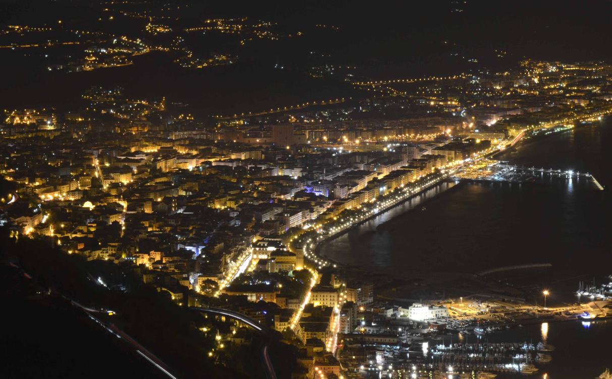 Salerno e la notte dell'antipolitica