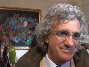 Il professor Giuseppe Foscari
