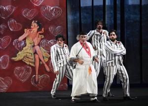 """Il """"Don Checco"""" andato in scena a Napoli"""