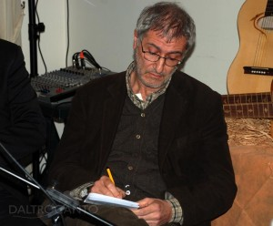 L'antropologo Vincenzo Esposito