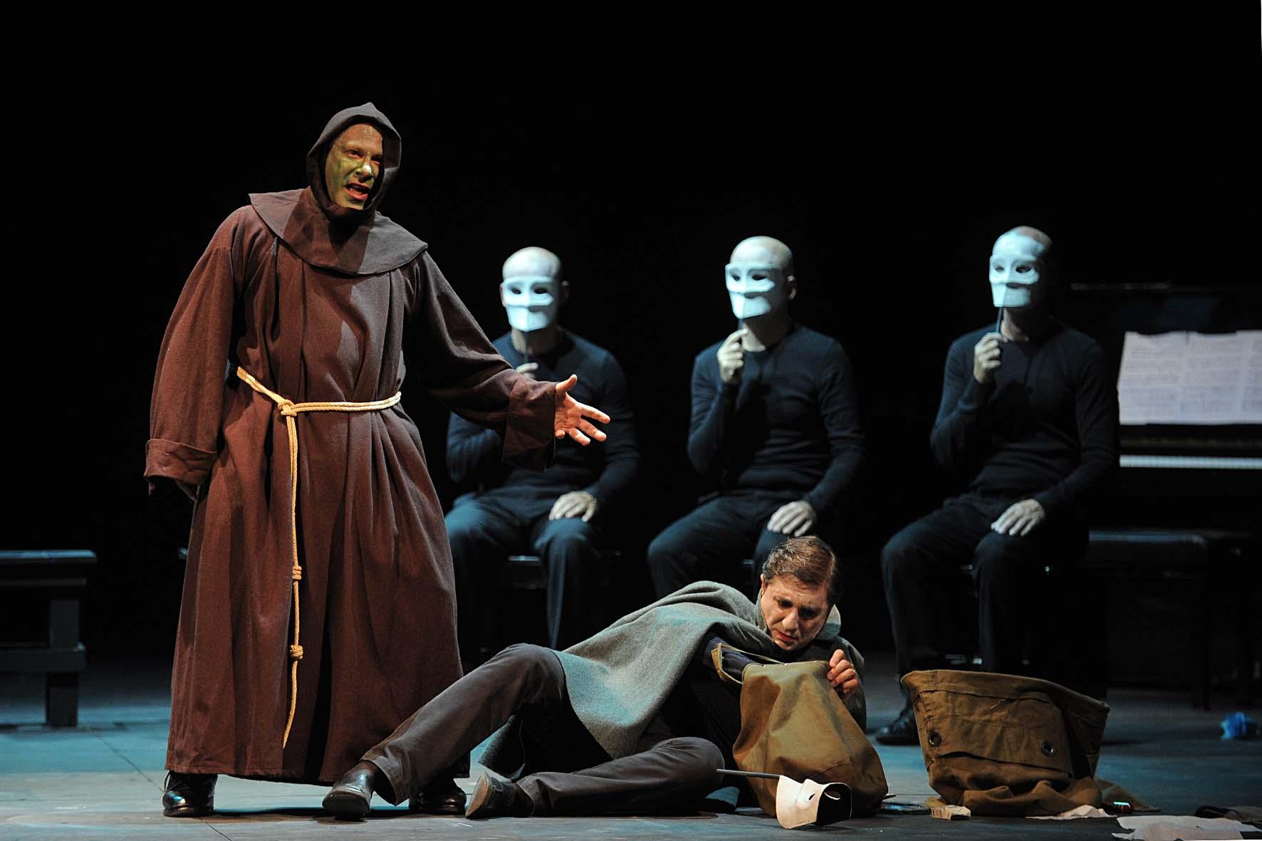 Monteverdi-Stravinskij secondo De Simone: matrimonio a rischio