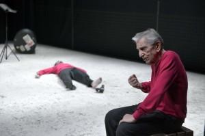 Herlizka in scena evoca la morte di Pasolini