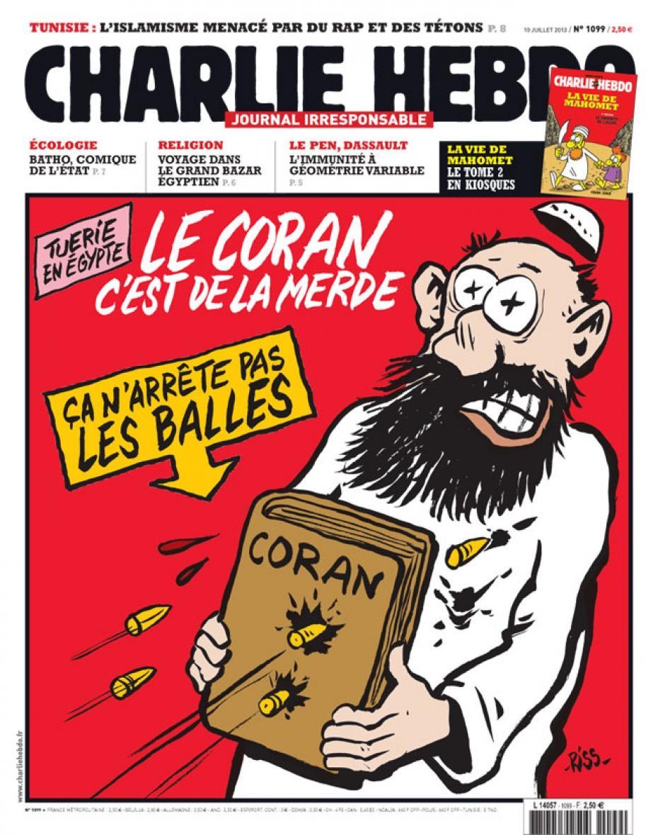 Charlie Hebdo, Europa colpita al cuore