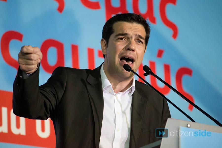 Tsipras, sinistra e pragmatismo al potere