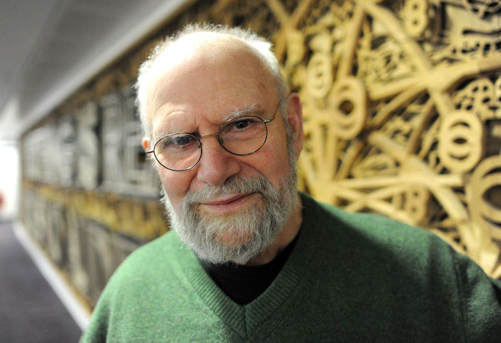 Oliver Sacks: sto per morire di cancro