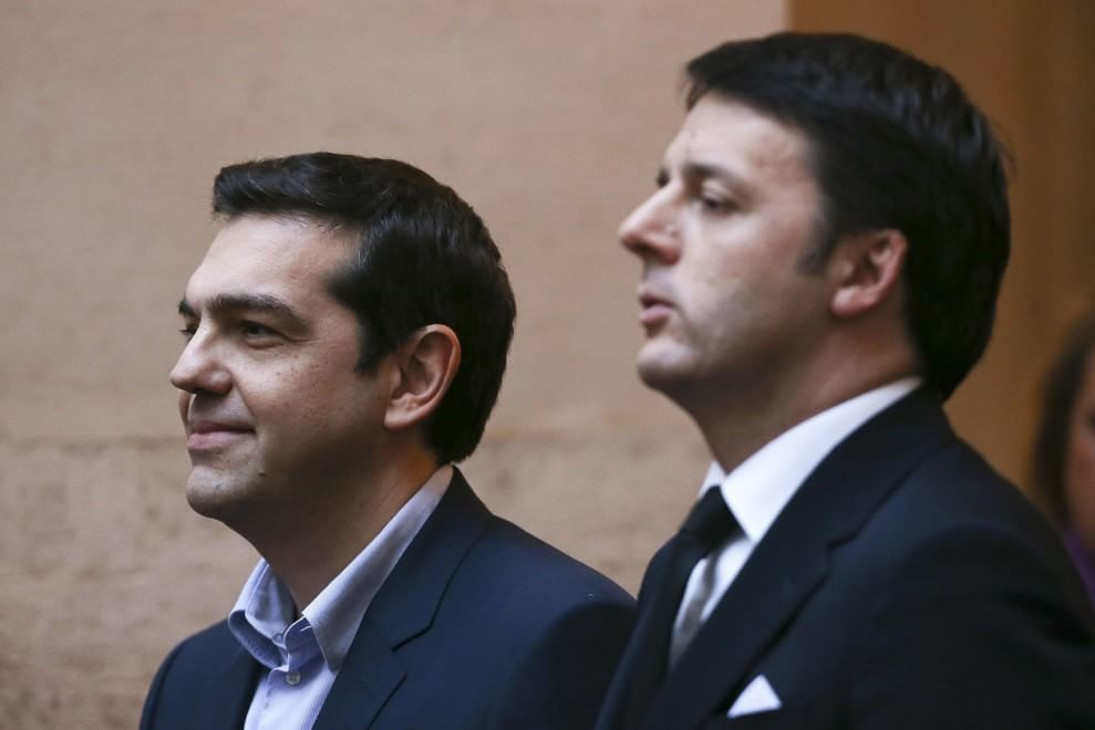 Renzi, lo statista assente