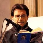 L'attore e regista Pasquale De Cristofaro