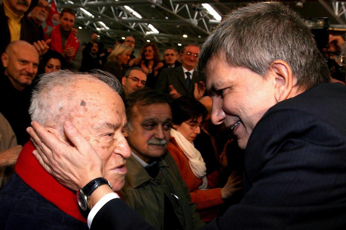Bobbio-Ingrao, dialogo sulle istituzioni