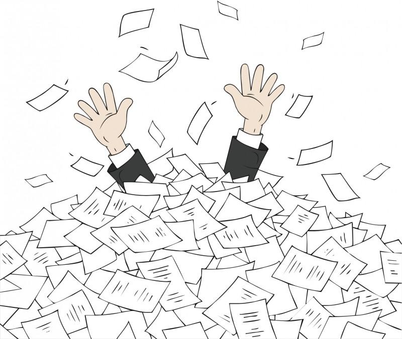 L'insostenibile pesantezza della burocrazia