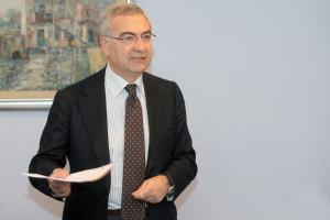 Il candidato governatore Salvatore Vozza