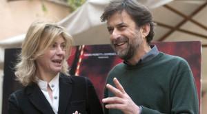 Margherita Buy e Nanni Moretti