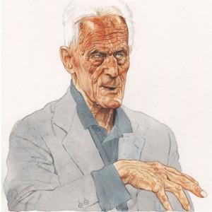 Lo psichiatra Eugenio Borgna
