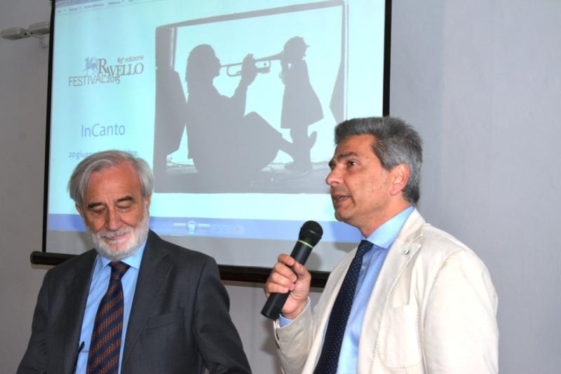 Fondazione Ravello, è l'era De Masi: fuori Amalfitano e Valanzuolo